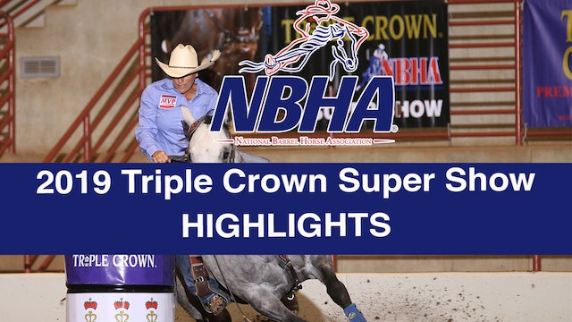 2019 NBHA Triple Crown