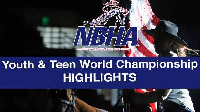 2019 NBHA Youth & Teen World Championships