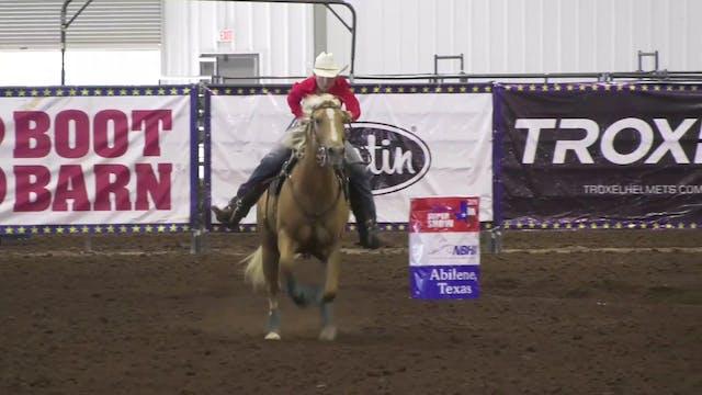 Abilene SS 2019 Open Race 1 Draw #076...