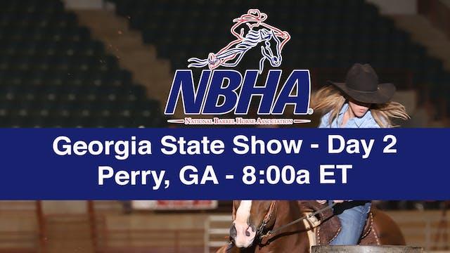 2019 NBHA Georgia State Show - Day 2
