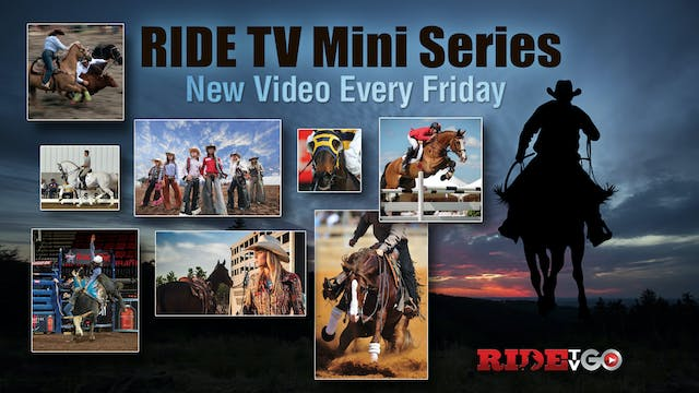 RIDE TV Mini Series
