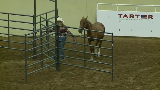 Youth Trail Class - Makayla - Jennings