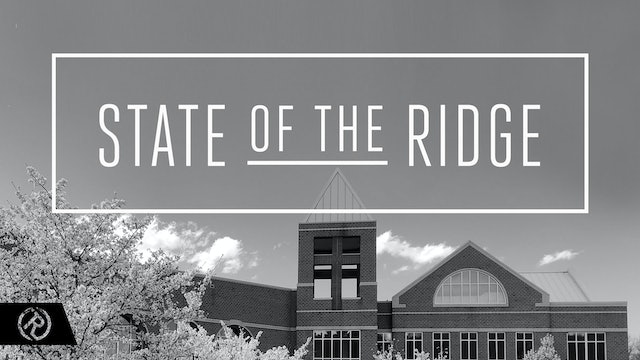 State of The Ridge