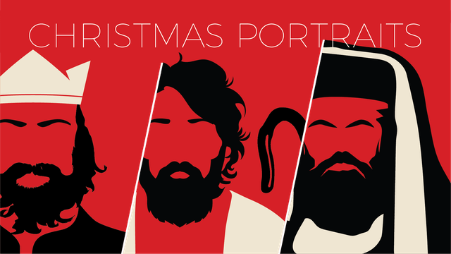 Christmas Portraits - Part 1 [November 29, 2020]