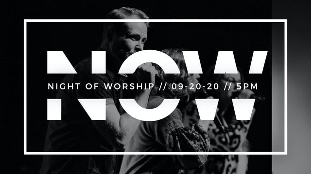 Night of Worship [5pm // September 20...