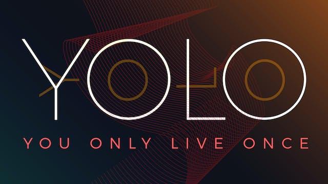 YOLO - Part 3 [9am // June 21, 2020]