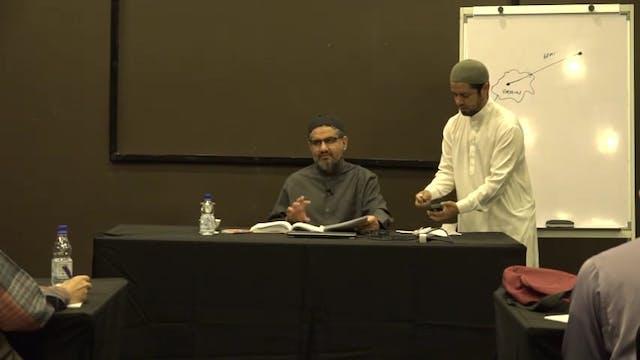 R17 Shafi Fiqh LiveStream 15