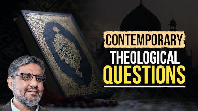 Contemporary Theological Questions