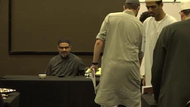 R17 Shafi Fiqh LiveStream 14