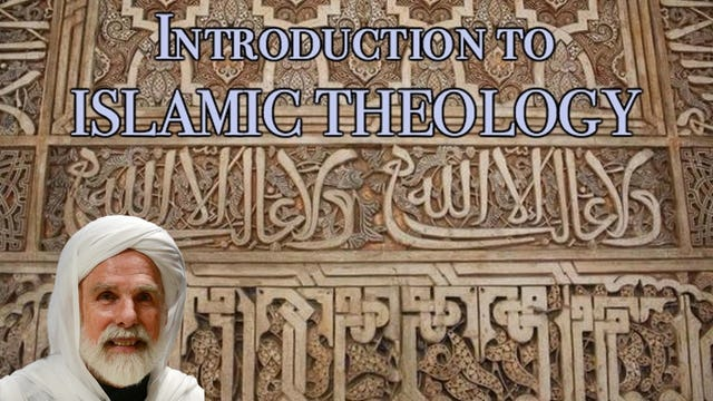 Islamic Theology — Dr. Umar Faruq Abd-Allah