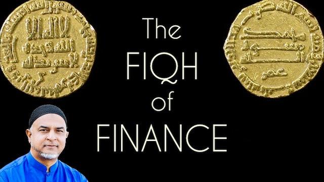 Fiqh of Finance - Imam Afroz Ali