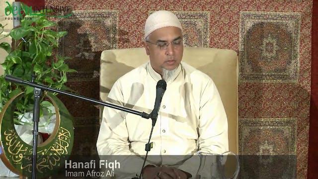 R13 Hanafi Fiqh 13