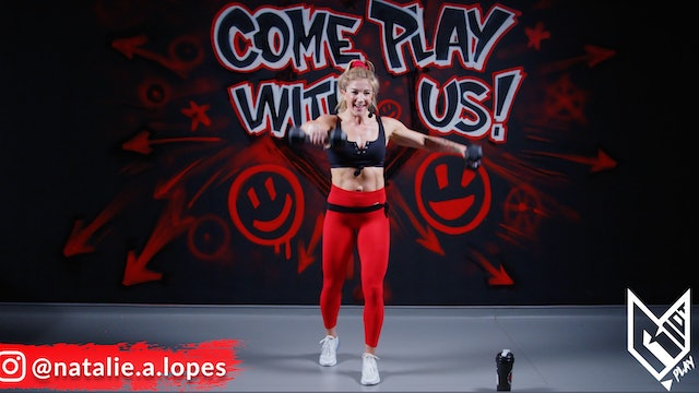 25MIN HIIT with Natalie Lopes : #3