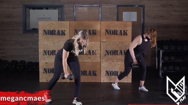 NORAK x RIOT : BOOTCAMP