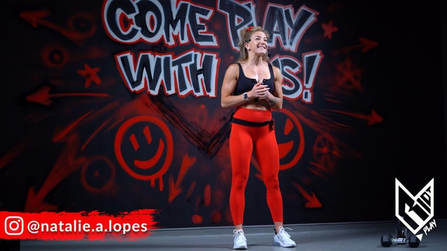 25MIN HIIT with Natalie Lopes : #4