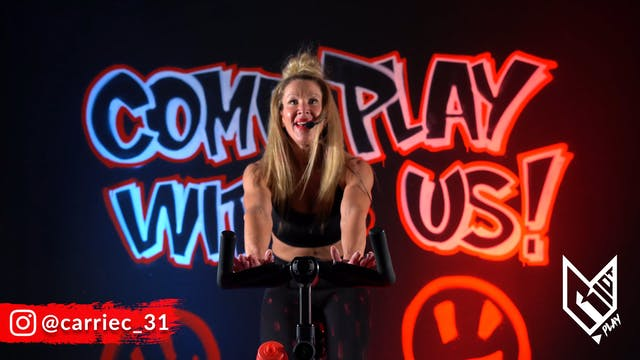 Carrie : 30MIN Ride #35
