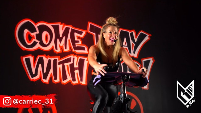 Carrie : 45MIN Ride #21