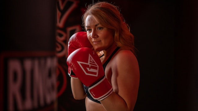 RAPID 30MIN #9 : Full Body Boxing Workout with Allison