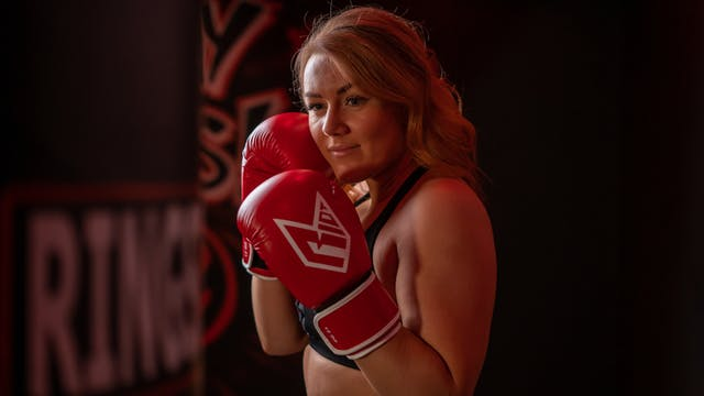 ROAR #9 : Boxing workout with Allison