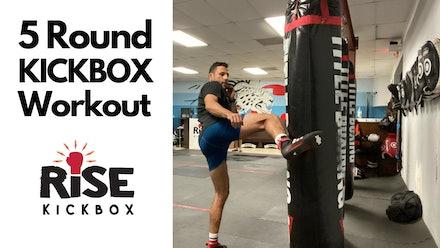 RISE KICKBOX Video
