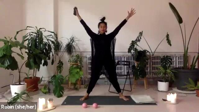 RnB Pilates - Robin - 1hr - Nov 17