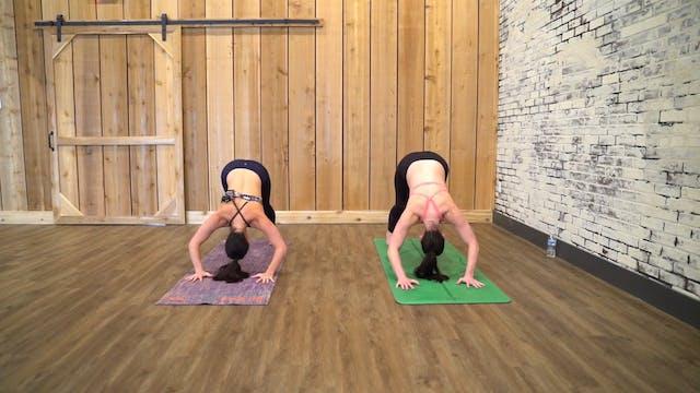 The Burn Series 7: Yoga Style