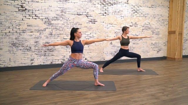 Yoga Flow 7: Core Strengthening Flow