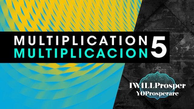 Multiplication Part 5 / Multiplicacion Parte 5