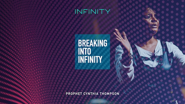 Cynthia Thompson - Breaking into Infinity