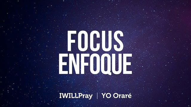 Focus / Enfoque