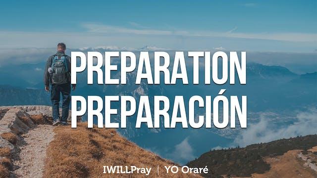 Preparation \ Preparación