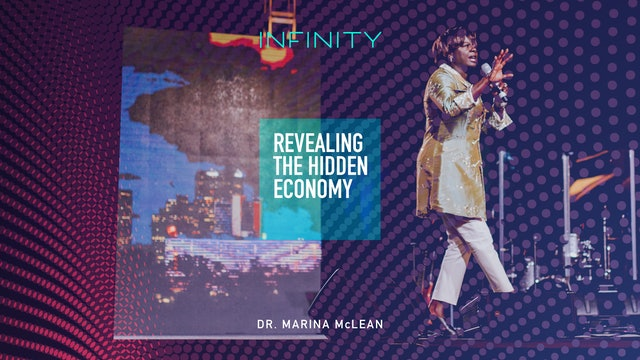 Marina McLean - Revealing the Hidden Economy