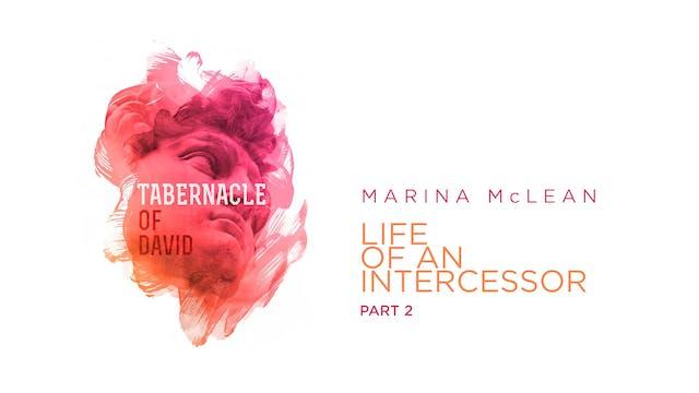 Marina McLean - The Tabernacle Of Dav...