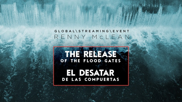 The Release of the Flood Gates / El Desatar de las Compuertas
