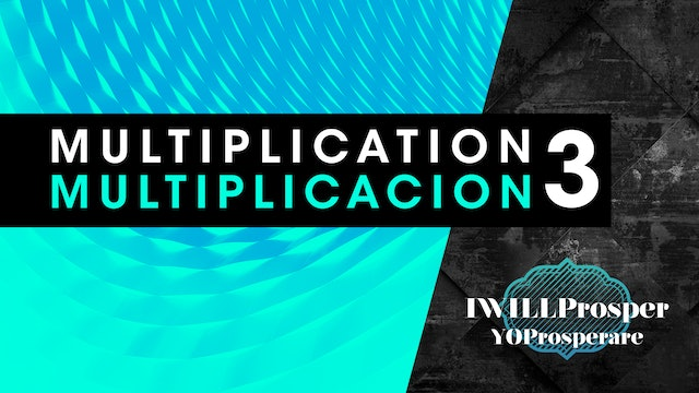 Multiplication Part 3 / Multiplicacion Parte 3