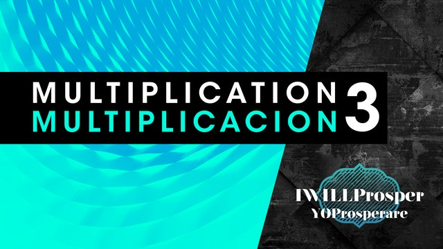 Multiplication Part 3 / Multiplicacion Parte 3