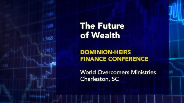 The Future of Wealth