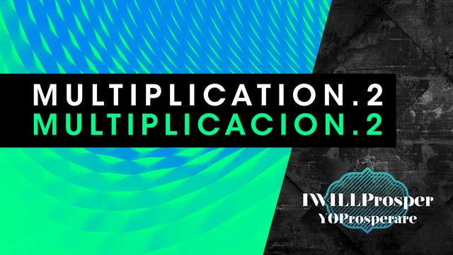 Multiplication Part 2 / Multiplicacion Parte 2