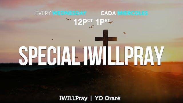 Special IWILLPray