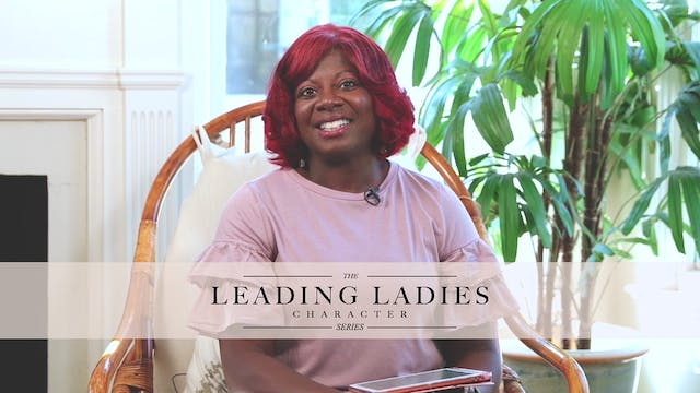 The Leading Ladies Character: Esther ...
