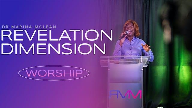 Revelation Dimension: Worship