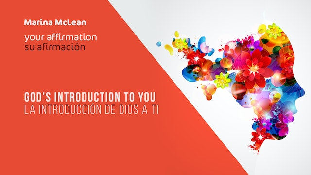 God's Introduction to You / La Introducción de Dios a Ti