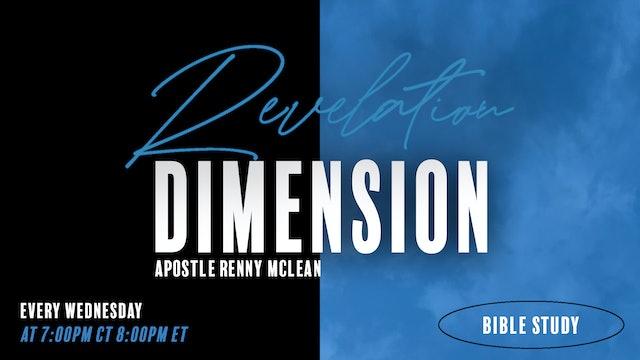 Revelation Dimension / Revelación Dimensión