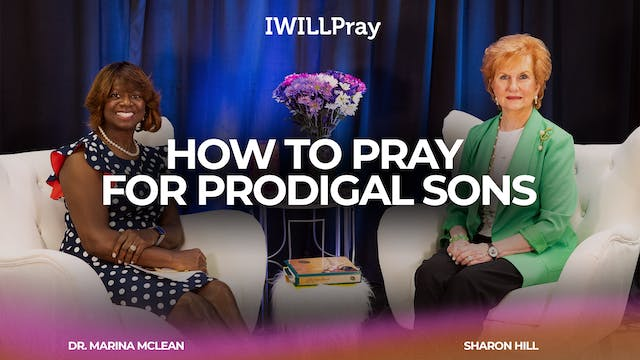 How to Pray for Prodigal Sons