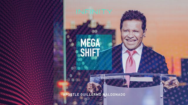 Guillermo Maldonado - Mega Shift