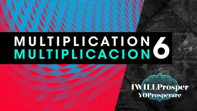 Multiplication Part 6 / Multiplicacion Parte 6