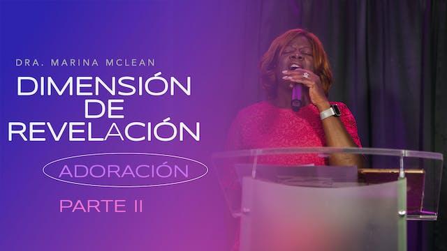 Dimensión de Revelación: Adoración Pa...