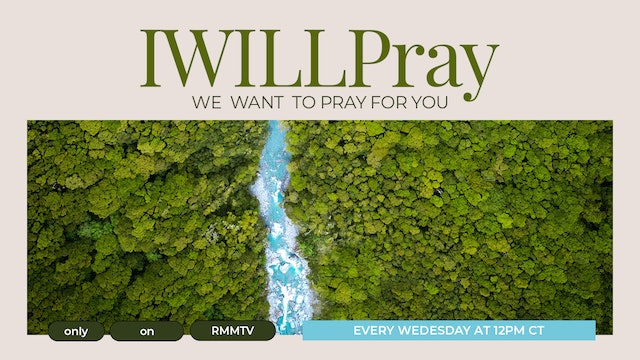 We Want To Pray For You!