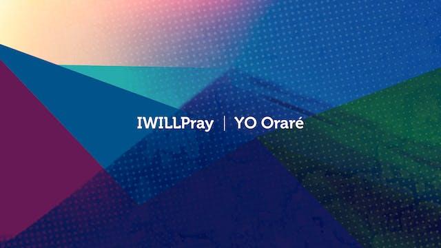 Raise the Level of Prayer / Levantemo...