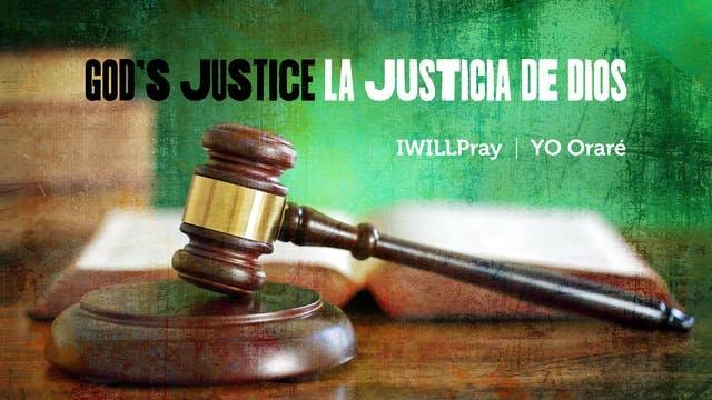 God of Justice / Dios de Justicia